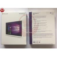 Quality Genuine Software Windows 10 Pro Retail Box Win 10 Product Key Code Lifetime Guarantee for sale