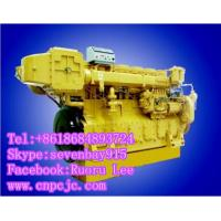 Quality 6190ZLC 6 in-line marine diesel engines(330~540KW) for sale