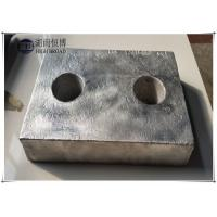 Quality Condenser anodes, hull anodes for anti corrosion and cathodic protection for sale