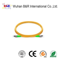 Quality FTTH FC To FC 9/125μM Fiber Optic Patch Cord for sale