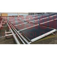 China Horizontal Type Evacuated Tube Solar Thermal Collectors For Large Capacity Water Heating on sale