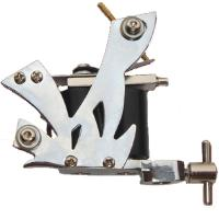 Quality cordless Casting Iron mini tattoo machine Guns for Liner or shader for sale