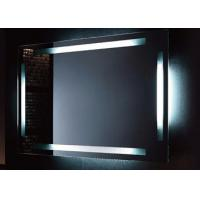 Quality Lighted bath mirror backlit LED makeup mirror for sale