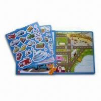 Quality Magnets Game's Stickers, Suitable for Promotional Gifts for sale