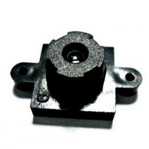 """Quality 1/4"""" 3.96mm F2.8 5Megapixel M8x0.35 mount non-distortion lens, 3.96mm M8 plastic lens for sale"""