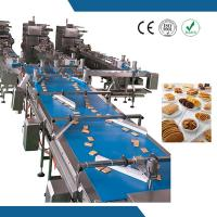 Quality High Speed Industrial Automatic Cookies Feeding and Packaging Line for sale