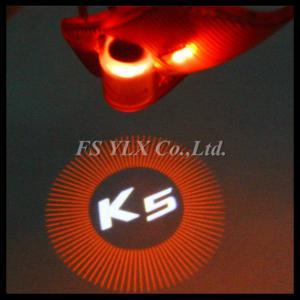 Quality For KIA K5 LED Courtesy Logo Light LED Ghost Shadow Car LED Door light for KIA for sale