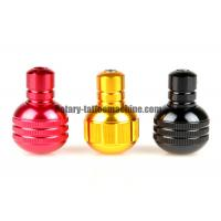 China Metal Disposable Tattoo Grips Self Locking Red / Black / Gold Color CE Approval on sale