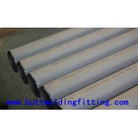 Quality S32750ASME A789 A790 Duplex Stainless Steel Pipe 6MM---710MM OD For Machine for sale