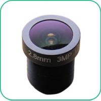 Quality M12X0.5 Home Security Camera Lens Φ14×16.7 Dimension With Anti UV Protection for sale