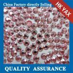 Quality hot fix aluminium octagon;top quality aluminium octagon hotfix;shiny octagon hotfix aluminium 0825 for sale