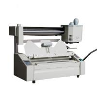 Quality semi automatic binding machine bank note binding machine with reasonable price for sale