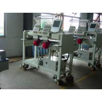 China Two Heads Cap Embroidery Machine , Large Embroidery Machine ( Ready Made Garment ) Series on sale