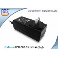 Quality 24v 1.5a AC DC Power Adapter Wall Mounted Power Supply With UL FCC Listed for sale