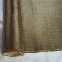 Quality Insulation plain basalt fiber cloth with wide application area for sale