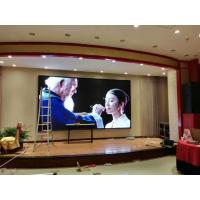 Quality Black SMD Small Flexible Led Screen , Rental LED Indoor Advertising Screens for sale