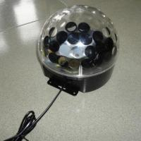 Quality 3W Auto LED Crystal Magic Ball Light, Light Source of 3W for sale