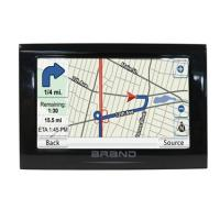 Quality 4.3 inch Handheld GPS Navigator System V4310 HD Touchscreen With Bluetooth for sale
