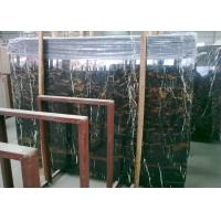 Buy Pre Cut Black Marble Vanity Countertops , Potoro Wall Mounted Marble Bar Counter at wholesale prices