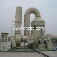 China Wet Dust Collector Fgd Wet Scrubber/Design Waste Gas Scrubber/Ammonia Scrubber on sale