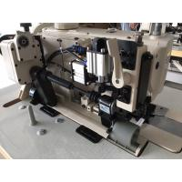 China Trimming Mattress Quilting Machine / Sewing Edge Tape Machine 1.2 * 0.6m Table Size on sale