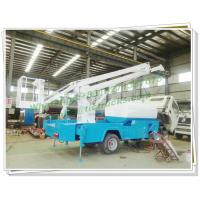 Quality Truck Mounted 16m Aerial Work Platforms woith Water tanker High Performance Whtsp:+8615271357675 for sale