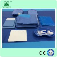 Non woven disposable surgical medical TUR drape pack