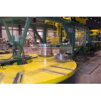 Quality Metal Coil Automatic Stacking System High Performance Equipped With Lifting Platform for sale