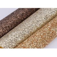 China Beautiful Design Chunky Glitter Sequin Fabric For Making Bag Shoe Clothing Wall Materials on sale