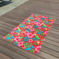 Vera Bradley Style Blanket Throw Havana Just Married HoneyMoon Beach Towels