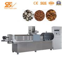 Quality Saibainuo Pet Feed Processing Machine Pet Food Extruder 150-5000 Kg/h for sale