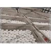 Quality High Alumina Ceramic Grinding Media Ball With High Efficiency Mineral Powder for sale