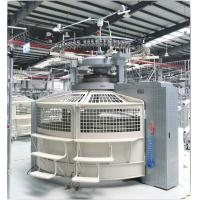 Quality Double Jersey Open Width Circular Knitting Machine For Making Industry Fabrics for sale