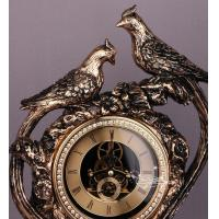 Quality LUXURY table clocks with bird design for sale