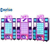 Quality Intelligent Setting Lipstick Vending Machine High Sealing Performance for sale