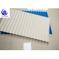 Custom Corrugated Plastic Roofing Sheets Suppliers Matte Or Glazed Surface