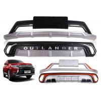 Quality Mitsubishi All New Outlander 2016 Accessory Front And Rear Bumper Guard for sale