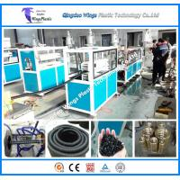 Quality PE Carbon Spiral Pipe Production Line / Manufacturing Machine for sale