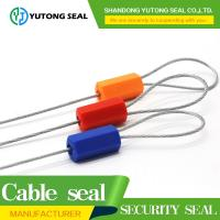 Quality YTCS107  Hot Selling Fixed Length Truck Door Insert Hex Cable Seal for sale