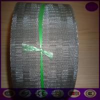 Quality 152x30 mesh Automatic stainless steel filter belt for PP woven and mesh bags filter belt for sale