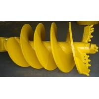 Quality Professional Manufacture Factory Price Rock Rotary Drilling Augers for sale
