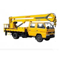 Quality 85Kw XCMG 17m XZJ5060JGK aerial work platform Boom Lift Truck for sale