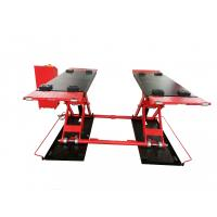 Buy cheap 220V Electrical Scissor Lift Flexible Operating System with CE Certification from wholesalers