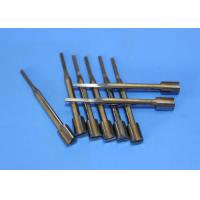Quality Carbide Punching Needle Tungsten Carbide Punch With High Hardness for sale