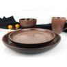 Buy cheap AB Grade Modern Dinnerware Sets 420cc Capacity Ceramic Stoneware Material from wholesalers