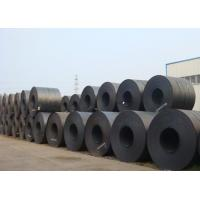 Quality SS400 A36 HRC Width Hot Rolled Coil 1.2-25MM 1000mm - 2000mm Industrial Panels for sale