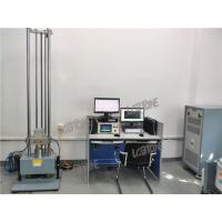 China Mechanical Shock Test Machine Meets ASTM D5487 Packaging Vertical Shock Test for sale