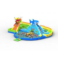 Quality 2014 Hotsale water park equipment for sale, giant inflatable water park,inflatable water games for sale