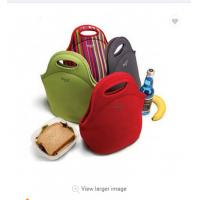 Buy cheap Portable waterproof and shockproof printed annual meal bag with diving material from wholesalers