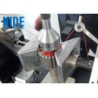 Quality Semi - Auto Armature Coil Winding Machine For Slot Motor Wire Winding for sale